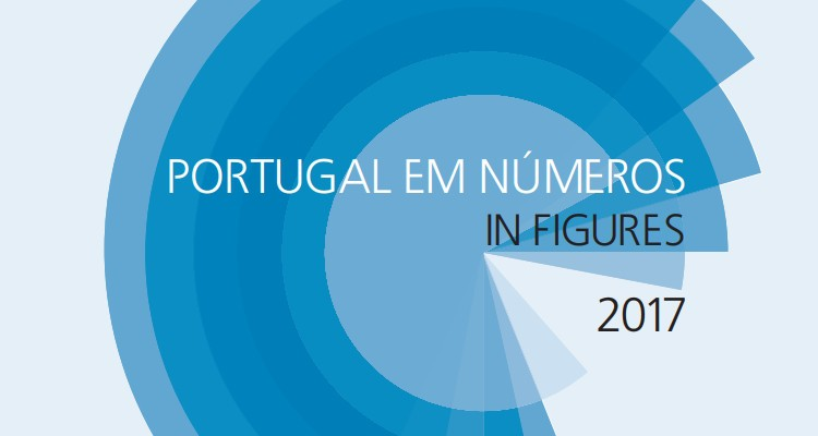 Publicação INE: Portugal em números - 2017